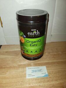 GNC Earth Genius OrganIQ Eats - Chocolate Hazelnut 20 Servings 28.98oz