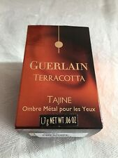 Guerlain Terracotta Tajine Eye Shadow BRUNETTE METAL 02 New In Box