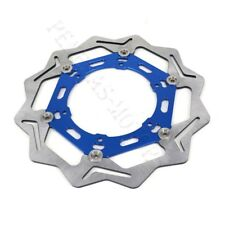 270MM Front Floating Brake Disc Rotor For Yamaha WR250 WR250F YZ250F YZ426F PE