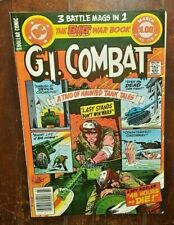 G.I. Combat: The Big War Book #218, (1980, DC): Free Shipping!