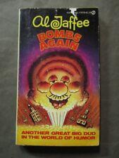 Mad Magazine Paperback - Al Jaffee Bombs Again  / Signet