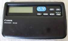 Vintage Canon Organiser DM-320 LCD Digits=12 China 1995