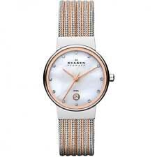 355 SSRs Nuevas Señoras Reloj Skagen Archer refinado