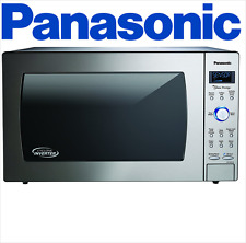 Panasonic NN-SD975S Countertop/Built-In Cyclonic Wave Microwave