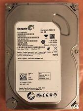 "3,5"" Festplatte 500GB Seagate Barracuda ST3500418AS 7200RPM S-ATA HDD SATA"