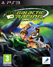 BEN 10 GALACTIC RACING PER SONY PLAYSTATION 3 PS3 NUOVO ORIGINALE IN ITALIANO