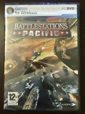 Battle Stations Pacific PC DVD Game NEW