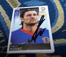 Panini Sticker EM 2008 signiert Niko Kovac Kroatien  NEU
