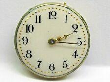 Antique Le Coultre et Cie Ladies Pendant Pocket Watch Movement 21.5 mm Size.