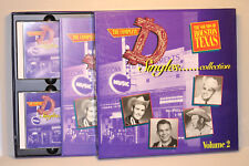 """4 CD box-The Complete """"D"""" Singles Collection Volume 2: suoni of Houston Texas"""