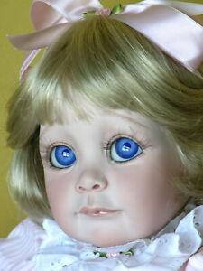 Artist Original Porcelain Doll **KARLIE** by Phyllis Parkins. Rare & HTF!