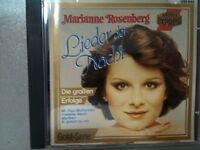 Marianne Rosenberg Lieder der Nacht-Die großen Erfolge [CD]