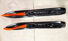 SKI-DOO Pilot TS SKIS *PAIR* BRAND NEW WITH LOOPS PilotTS 505073796 + 505073786
