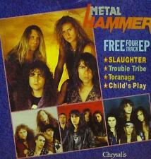 "Various Metal(7"" Vinyl P/S)Metalhammer E.P-Chrysalis-MHEP 004-UK-1990-Ex/Ex"