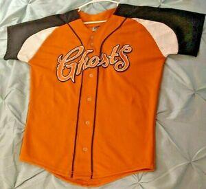 CASPER GHOSTS Pioneer League Rockies Minor League OT Sports Jersey Sz. M
