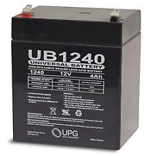 Replacement Battery For Upg Ub1240 12V