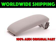 Audi A3 8P Center Console Armrest Lid Platinum Grey GENUINE 8P0864245G2U5