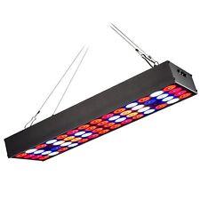LED Grow Light Panel Full Spectrum with IR Veg & Bloom Dual Mode 30W