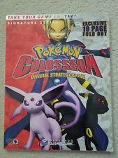 Pokèmon®™ Colosseum (2004, Paperback) Strategy Guide Book