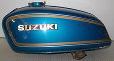 1974 1975 1976 1977 SUZUKI GT380 SEBRING FUEL TANK, EMBLEMS, PETCOCK (*333*)