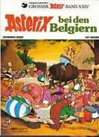 Asterix bei den Belgiern. UDERZO 1979. en allemand