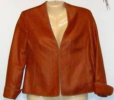 Jones New York Jacket Sz 6 Ginger NEW Gorgeous Womens