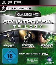 PS3 * Tom Clancys Splinter Cell Trilogy HD *NEU*NEW