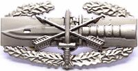Special Forces Combat Action Badge Army CAB Military Airborne Insignia Pin