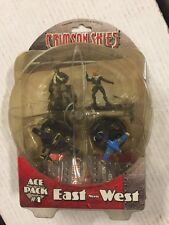 Crimson Skies Miniatures Game Ace Pack #1 East Meets West Figurine Pack.