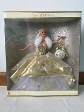 Holiday Special Celebration 2000 Barbie Doll
