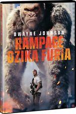 RAMPAGE: DZIKA FURIA (RAMPAGE) - DVD
