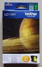 #) cartouche d'encre ink cartridge BROTHER LC1100Y YELLOW JAUNE