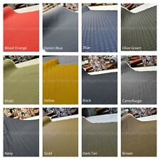 Ready Quilted Waxed Cotton Fabric 2inch Box Pre Quilted Wax Fabric Padded 150cm
