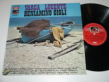 LP/BENIAMINO GIGLI/VARCA LUCENTE/Emi 053-01173 Italy