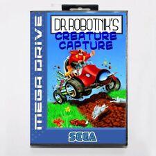 Dr Robotnik's Creature Capture 16-bit pour Sega Mega Drive.
