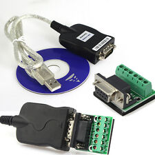 New USB 2.0 to RS-485 RS-422 Serial Converter Adapter Cable LAUS