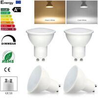 GU10 MR16 E27 E14 LED Spotlight  Bulbs Globe Lamp Dimmable Light Warm White Acc