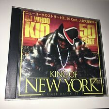 DJ Whoo Kid G-Unit Radio 7 King of New York NYC Rap Hip Hop Mixtape Promo MIX CD