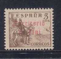 IFNI (1948/49) NUEVO SIN FIJASELLOS MNH SPAIN - EDIFIL 39 (5 cts) LOTE 1
