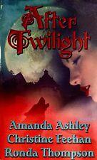 *NEW* AFTER MIDNIGHT Amanda Ashley CHRISTINE FEEHAN Paranormal Romance OOP