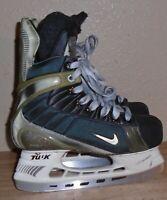 Nike Pro Stk Hockey Skates Youth size 2 D