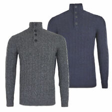 Superdry Chunky, Cable Knit Zip Cardigans for Men