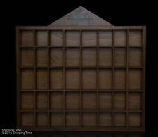 Original Swarovski Memories Vitrine Display wooden with glas