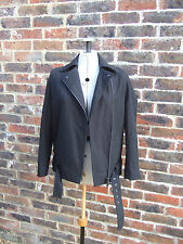 All Saints Biker Jacket/Coat Label Sz 8 But would fit Sz 10 BNWT RRP£298
