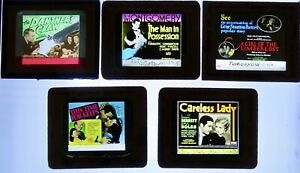 Five Glass Movie Slides