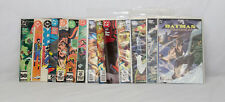 Lot of 14 DC Comics Batman Gotham Knights Batman and the Outsiders Old and New