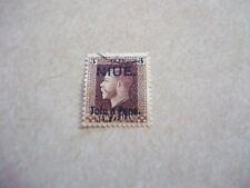 NIUE Cook Islands Stamp SG 22b Scott 20b Perf 14x13.5 Fine Used
