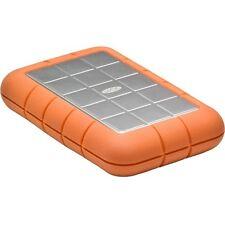 LaCie Rugged Triple 2tb FireWire 800 USB 3.0 Portable External Hard Drive D13