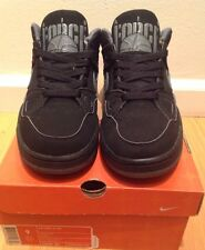 RARE NUBUCK 2006 NEW NIKE AIR FORCE 3 III LOW ALPHA PHYSICAL US MEN SZ 9