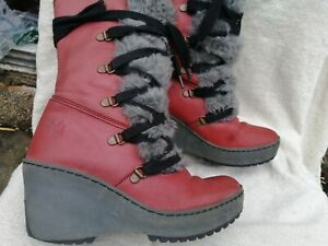 Fly London Boots  Womens Boots UK3.5 (36)